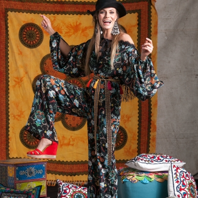 Gypsy woman's suit - exclusive for FM