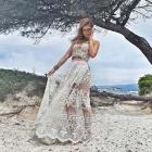 Golden wedding dress - designed by Marta T