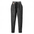 Deep grey wool trousers